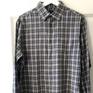 John Varvatos Star USA Men's Small Button Shirt